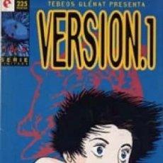 Cómics: VERSION.1 Nº 1 - GLENAT - MUY BUEN ESTADO - SUB02M. Lote 276487433
