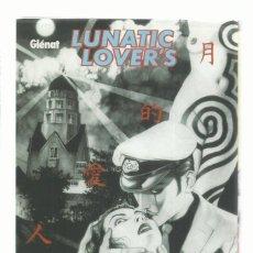Cómics: LUNATIC LOVERS, 2003, GLÉNAT, MUY BUEN ESTADO. Lote 277085443