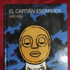 Cómics: EL CAPITAN ESCARLATA . GUIBERT. DAVID B. GLENAT 2000. Lote 277290453