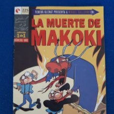 Cómics: LA MUERTE DE MAKOKI - GLÉNAT. Lote 277518598