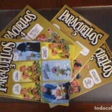 Cómics: COMICS. LOTE DE 4 TOMOS DE PARACUELLOS. Nº 3, 4, 5 Y 6. EDIT. GLENAT. Lote 278269038