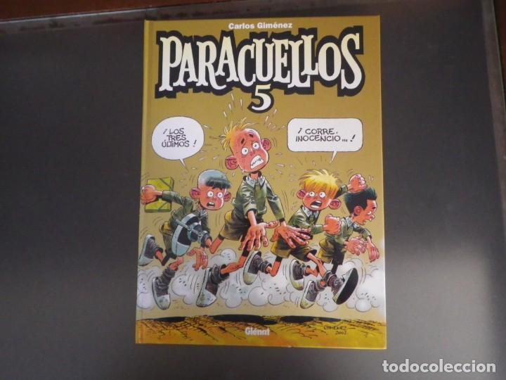 Cómics: Comics. Lote de 4 tomos de Paracuellos. Nº 3, 4, 5 y 6. Edit. Glenat - Foto 12 - 278269038
