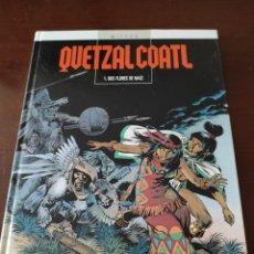 Cómics: ED. GLENAT, QUETZAL COATL. Lote 278326403