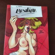 Cómics: ED GLENAT, MESALINA. Lote 278329203
