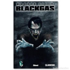 Cómics: BLACKGAS WARREN ELLIS. Lote 278435478