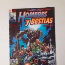 Cómics: HOMBRES Y BESTIAS. N° 1. GLENAT. 1995. PEDIDO MÍNIMO 5 EUROS.. Lote 278540308