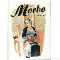 Cómics: MORBO. BERNARDO MUÑOZ. TAPA DURA. Lote 278602628