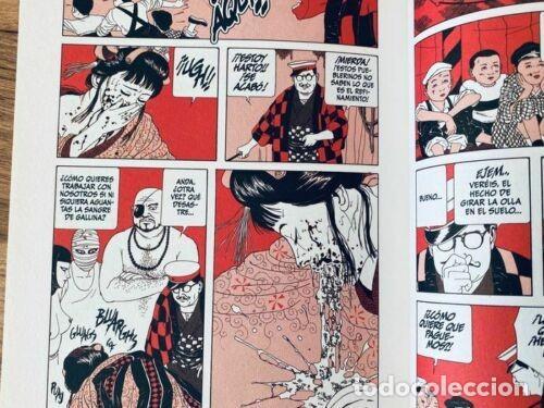 Cómics: Suehiro Maruo - MIDORI + GICHI GICHI KID -1ª Eds. Glénat 2003/2005 - Foto 5 - 278639583