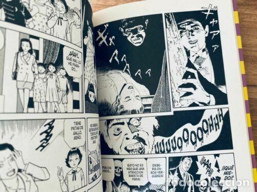 Cómics: Suehiro Maruo - MIDORI + GICHI GICHI KID -1ª Eds. Glénat 2003/2005 - Foto 11 - 278639583