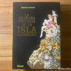 Cómics: SUEHIRO MARUO - LA EXTRAÑA HISTORIA DE LA ISLA PANORAMA -1ª ED. GLÉNAT 2009. Lote 278839678