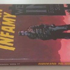 Comics: LIVING IN INFAMY DE GLÉNAT POR WARREN ELLIS.. Lote 280794648