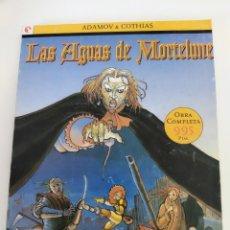 Cómics: LAS AGUAS DE MORTELUNE. ADAMOV, COTHIAS. Lote 286056893