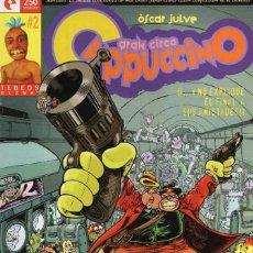 Cómics: GRAN CIRCO CAPPUCCINO Nº 2 - GLENAT - ESTADO EXCELENTE - SUB03M. Lote 286233623