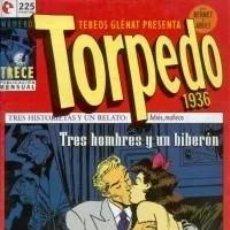 Cómics: TORPEDO 1936 Nº 13 - GLENAT - MUY BUEN ESTADO - SUB03M. Lote 286240653