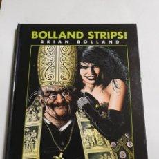 Cómics: BOLLAND STRIPS EDICIONES GLENAT ESTADO MUY BUENO MAS ARTICULOS. Lote 286257923