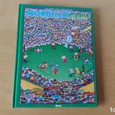 Cómics: MORDILLO GOLF (1993).MUY BUEN ESTADO.. Lote 287594583