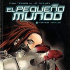 Cómics: EL PEQUEÑO MUNDO (GLENAT, 2006) DE TORU TERADA Y J.D. MORVAN. Lote 288161248