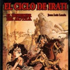 Cómics: EL CICLO DE IRATI-1. EL DESPERTAR DEL AUTZA (GLÉNAT, 1996) DE JUAN LUIS LANDA. Lote 288162168