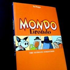 Cómics: EXCELENTE ESTADO MONDO LIRONDO THE ULTIMATE VOLLECTION GLENAT. Lote 288617853