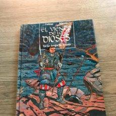 Cómics: EL VIENTO DE LOS DIOSES 1, LA SANGRE DE LA LUNA, TAPA DURA , EDITORIAL GLENAT. Lote 288642768