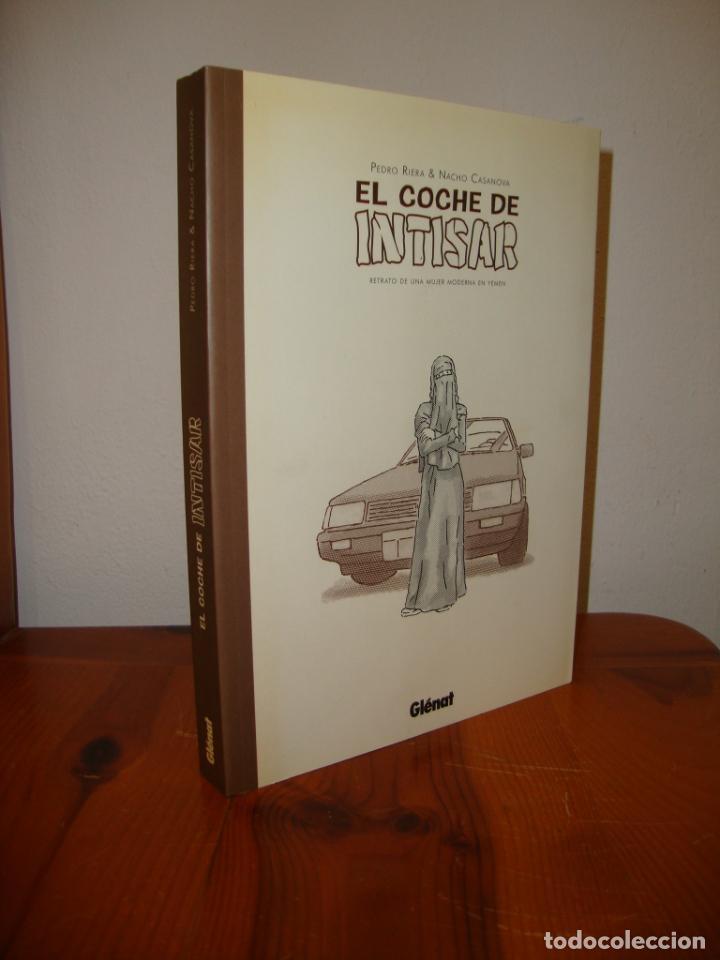 EL COCHE DE INTISAR - PEDRO RIERA & NACHO CASANOVA - GLENAT, MUY BUEN ESTADO (Tebeos y Comics - Glénat - Autores Españoles)