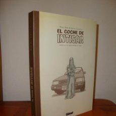 Cómics: EL COCHE DE INTISAR - PEDRO RIERA & NACHO CASANOVA - GLENAT, MUY BUEN ESTADO. Lote 289000548