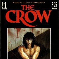 Cómics: THE CROW-1 (GLÉNAT, 1995) DE JAMES O'BARR. Lote 289674878