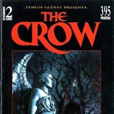 Cómics: THE CROW-2 (GLÉNAT, 1995) DE JAMES O'BARR. Lote 289674943