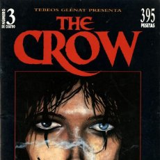 Cómics: THE CROW-3 (GLÉNAT, 1995) DE JAMES O'BARR. Lote 289675058