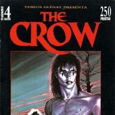 Cómics: THE CROW-4 (GLÉNAT, 1995) DE JAMES O'BARR. Lote 289675158