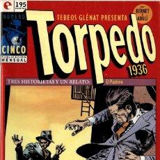 Cómics: TORPEDO-5 (GLÉNAT, 1994) DE BERNET Y ABULÍ. Lote 289915833