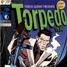 Cómics: TORPEDO-28 (GLÉNAT, 1994) DE BERNET Y ABULÍ. Lote 289917483