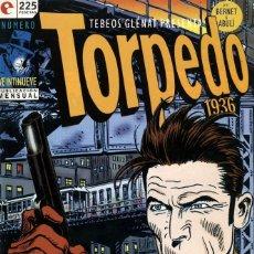 Cómics: TORPEDO-29 (GLÉNAT, 1994) DE BERNET Y ABULÍ. Lote 289917668