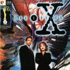 Cómics: THE X-FILES-6 (GLÉNAT, 1996) DE STEFAN PETRUCHA Y CHARLES ADLARD. Lote 289919048