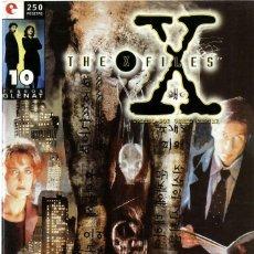 Cómics: THE X-FILES-10 (GLÉNAT, 1996) DE STEFAN PETRUCHA Y CHARLES ADLARD. Lote 289919363