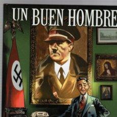 Comics: UN BUEN HOMBRE. VARIOS AUTORES. GLENAT, 2009. Lote 290929163