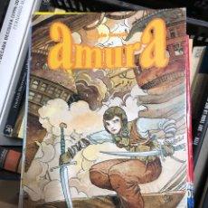 Cómics: AMURA - SERGIO GARCIA - CÓMIC. Lote 291210373