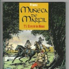 Cómics: GLENAT. MUÑECA DE MARFIL. FRANZ. 5.. Lote 293547278