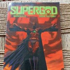 Cómics: SUPERGOD WARREN ELLIS Y GARRIE GASTONY. Lote 294004368
