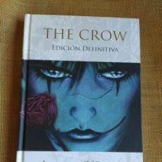 Cómics: THE CROW - EDICIÓN DEFINITIVA - JAMES O'BARR. Lote 294849483