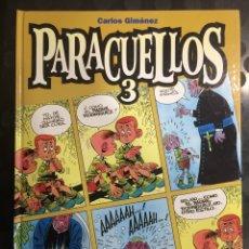 Cómics: PARACUELLOS DE CARLOS GIMÉNEZ N.3 EL INFIERNO DE LA MEMORIA ( 1999/2017 ). Lote 295022053