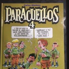 Cómics: PARACUELLOS DE CARLOS GIMÉNEZ N.4 LA HUELLA INFINITA ( 1999/2017 ). Lote 295022498