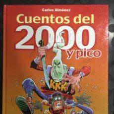 Cómics: CUENTOS DEL 2000 Y PICO DE CARLOS GIMÈNEZ ( 2001 ). Lote 295024163