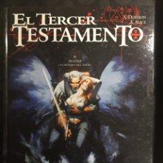 Cómics: EL TERCER TESTAMENTO N.2 MATEO O EL ROSTRO DEL ÁNGEL ( 1998/2001 ). Lote 295296328