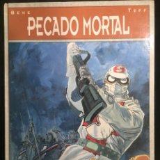 Cómics: PECADO MORTAL DE JOSHEPH BÉHÉ Y TOFF ( 1992 ). Lote 295313283
