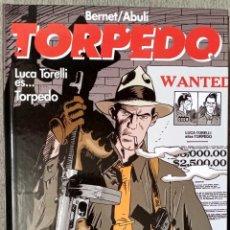 Cómics: TORPEDO DE ABULI Y BERNET (15 TOMOS COMPLETA). Lote 297050208