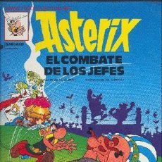 Cómics: ASTERIX, EL COMBATE DE LOS JEFES. Lote 26810789