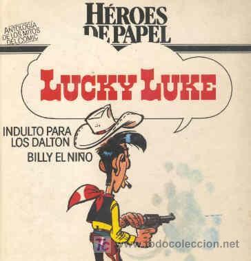 LUCKY LUKE: INDULTO PARA LOS DALTON - BILLY EL NIÑO ( TOMO DOBLE ) (Tebeos y Comics - Grijalbo - Lucky Luke)