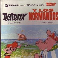 Cómics: ASTERIX Y LOS NORMANDOS --GRIJALBO-- N-8- 1980. Lote 3157382