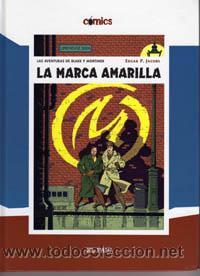 COMIC DE BLAKE Y MORTIMER LA MARCA AMARILLA. (Tebeos y Comics - Grijalbo - Blake y Mortimer)